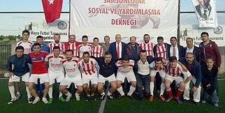 Şahip Dinçel anısına turnuva düzenlendi!