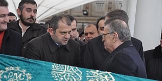 Şevki Saral cenaze töreni FOTO-GALERİ