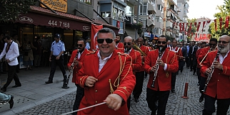 Silivri 30 Ağustos Zafer Bayramı töreni