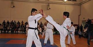 Silivri Taekwondo 2016 yaz dönemi kuşak töreni