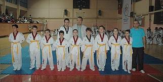 Silivri Taekwondo Kulübü Kuşak Terfi Töreni 2016