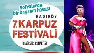 Derya Uluğ Karpuz Festivali'nde konser verecek