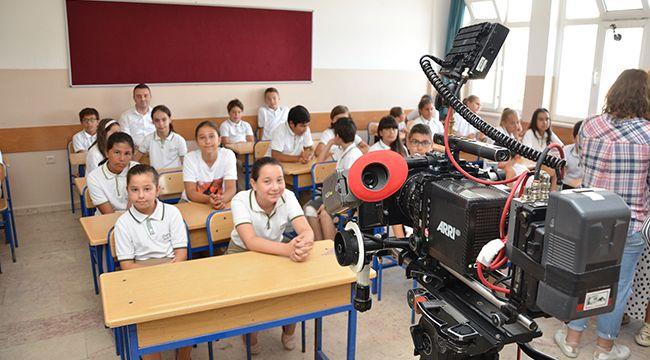 TRT Silivri'de eğitim dizisi çekecek