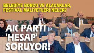 AK Parti'den Işıklar'a 5 soru