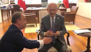 Işıklar, CHP Genel Başkanı ile görüştü