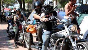 Motosiklet Festivali başlıyor..