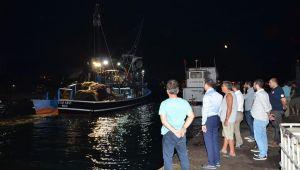 Silivrili balıkçılar 'Vira Bismillah' dedi