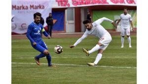 Silivrispor Türkiye Kupası'ndan elendi