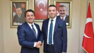 Ümit Kalko AK Parti'ye üye oldu