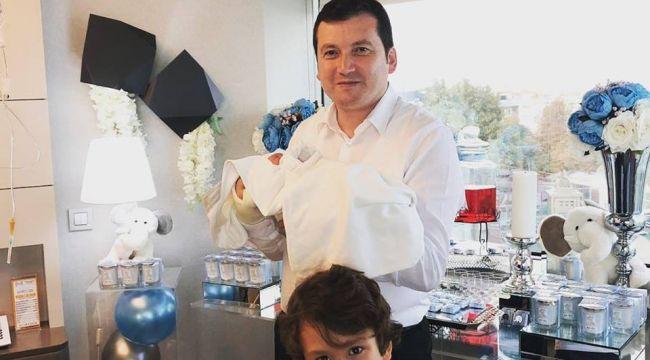 Balcıoğlu'nun bir oğlu daha oldu