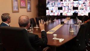 Bozoğlu, Cumhurbaşkanı Erdoğan'a Silivri'yi anlattı