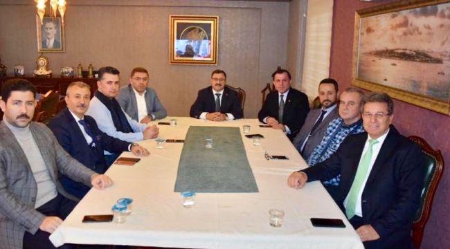 """Karakaş'tan """"gönül belediyeciliği"""" vurgusu"""