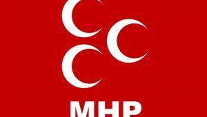MHP'de adaylıklar 15 Kasım'da başlıyor
