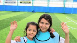Mülteci çocuklar için sergi yapılacak