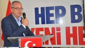 Silivri AK Parti'de Sami Barlas sürprizi