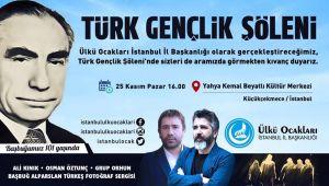 Ülkü Ocakları'ndan Türk Gençlik Şöleni'ne davet