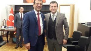 Balcıoğlu, İmamoğlu ile bizzat görüştü
