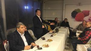Balcıoğlu'na Selimpaşa'da yoğun ilgi