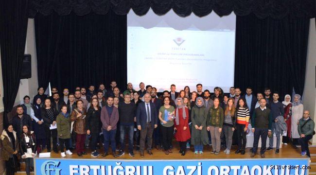 Bilim Fuarı'na Silivri başarısı: 20 proje onay aldı