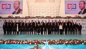 Erdoğan, İstanbul adaylarını tanıttı