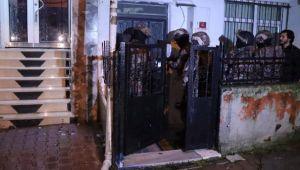 İstanbul'da şafak baskını: 40 gözaltı