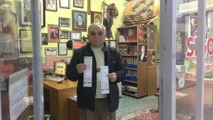 Silivri'de esnafa elektrik faturası şoku