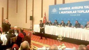 Silivri'nin sorunlarını İstanbul Valisi'ne anlattı