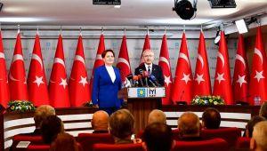 İyi Parti Silivri'de CHP'yi destekleyecek