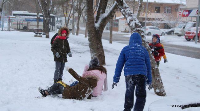 Meteoroloji ve AKOM'dan kar yağışı uyarısı
