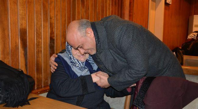 Murat Çakır, Rizeli hemşerilerini ağırladı
