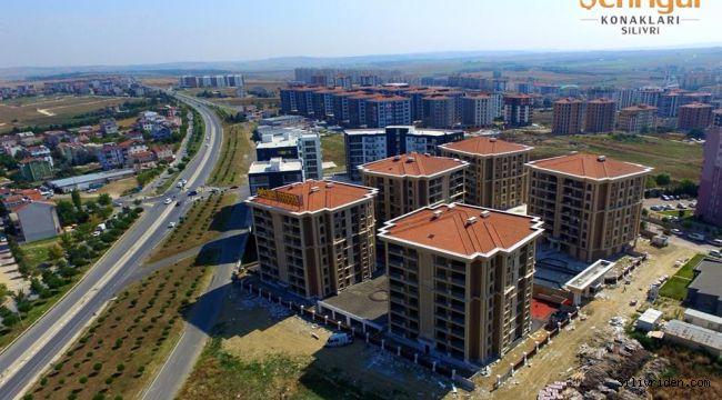 Şehrigül Konakları'nda 0.98 kredili fırsat başladı
