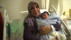 Silivri'de 2018'in son bebeği
