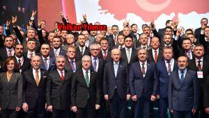 Volkan Yılmaz Ankara'da aday tanıtımında