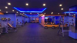 Dream Of Silivri'den göz kamaştıran spor salonu