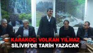 Karakoç, Rizeliler'de konuştu: