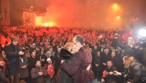 Silivri'de 14 Şubat coşkusu