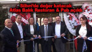 Silivri'ye değer katacak restoran açıldı