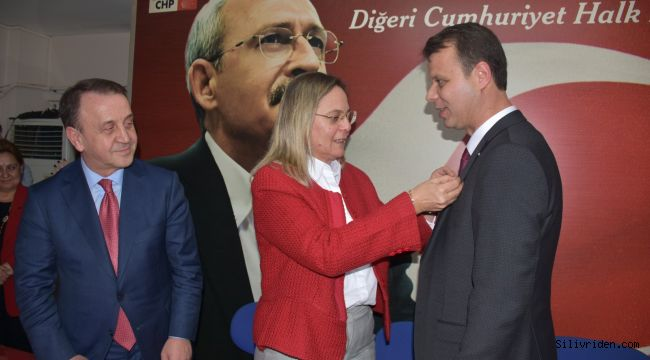 Vardar CHP saflarına katıldı