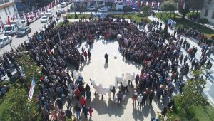 100'üncü yıla özel isim: 19 Mayıs Meydanı