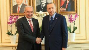 Cumhurbaşkanı Erdoğan Büyükçekmece'ye geliyor