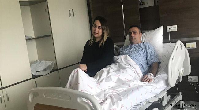 Volkan Yaşar ameliyat oldu