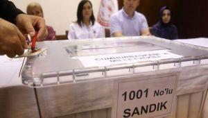 Yerel seçimlerde kaç kişi oy kullanacak?