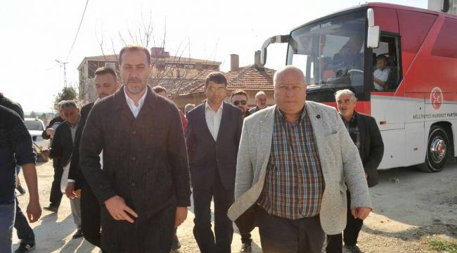 Yılmaz'dan Değirmenköy'de değişim vurgusu