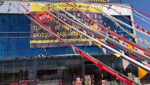 AY1 Hipermarketleri Silivri'de açılıyor