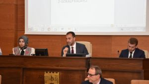 İlk meclis toplantısı gerçekleştirildi