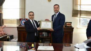 Volkan Yılmaz resmen Silivri'nin Belediye Başkanı