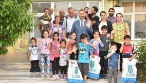 20 bin çocuk bayram sevinci yaşadı