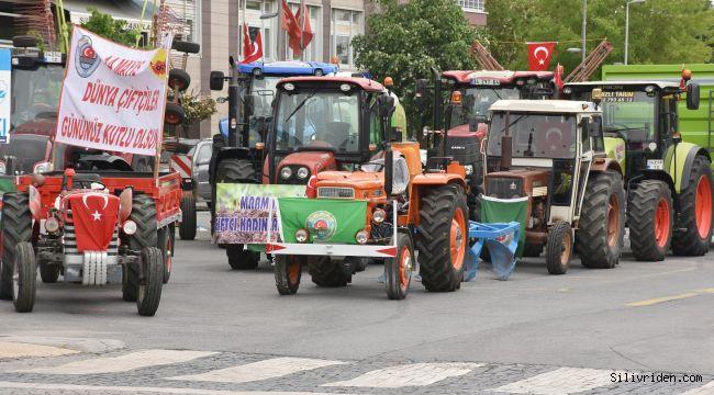 Başkan Yılmaz'dan Tarım Çalıştayı önerisi