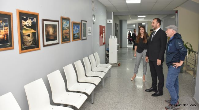Belediye Koridorları Fotoğraf Sergisine Döndü