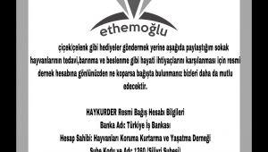 Ethemoğlu Mücevherat'tan örnek davranış!